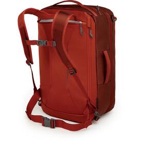 Osprey Transporter Carry-On 44 Sac à dos, ruffian red